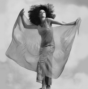 Diana Ross - Aint No Mountain High Enough